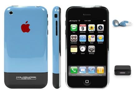 iPhone Colorware