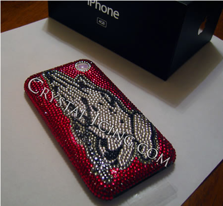 чехол Swarovski для Apple iPhone