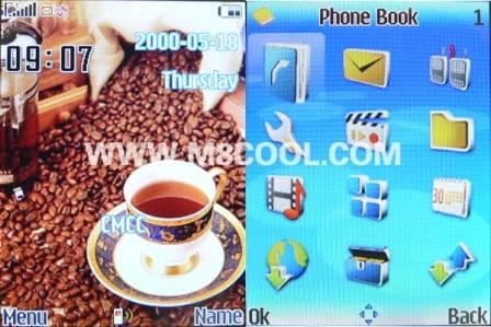 клон Nokia N95 - 4