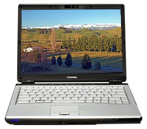 Toshiba satellite u305