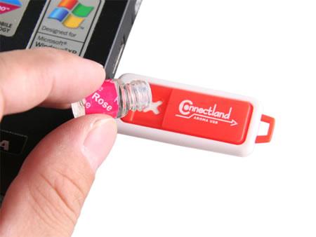 Ароматная USB флешка