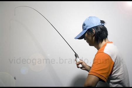 Wii Fishing Pole