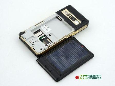 Стильный китайский телефон с флипом - фото 3