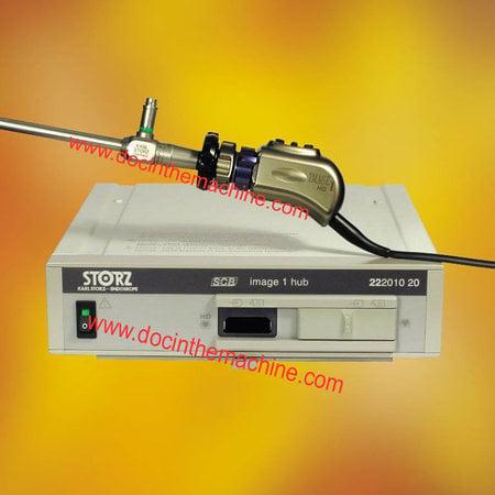 KSEA HDTV (Karl Storz Image1 HD Video System)