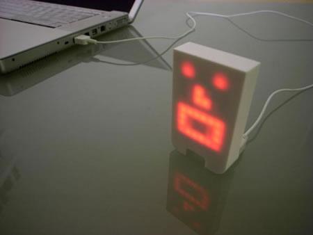 Tengu USB Tamagotchi