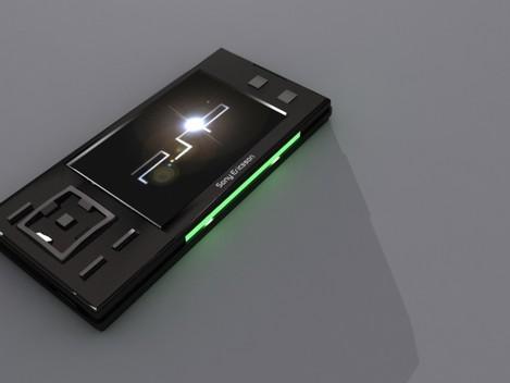 Концепт телефона PSP
