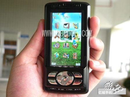 телефон с wqvga экраном - фото 6