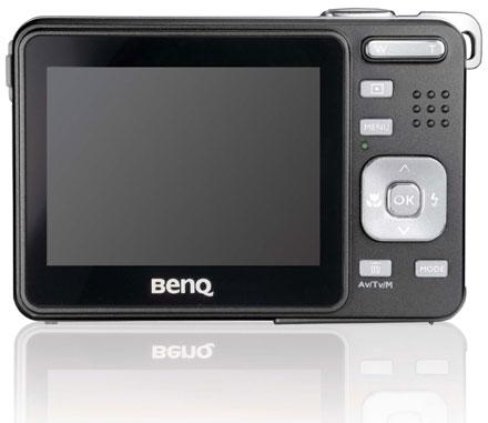BenQ C840 - тыл