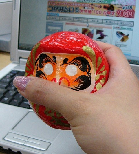 SolidAlliance Daruma - фото 1