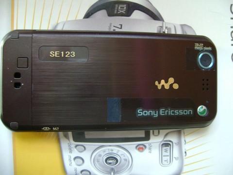 Sony Ericsson W880 - 2