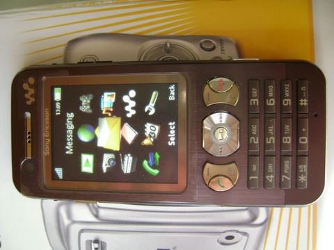 Sony Ericsson W880 - 3