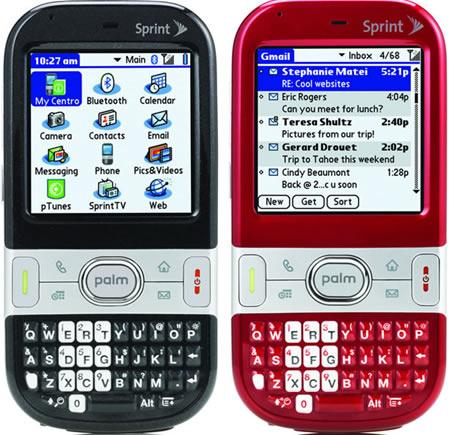 Sprint Palm Centro