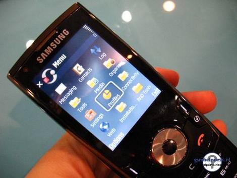 Samsung i560 - 5