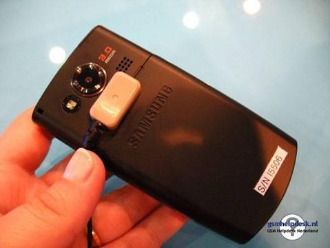 Samsung i560 - 6