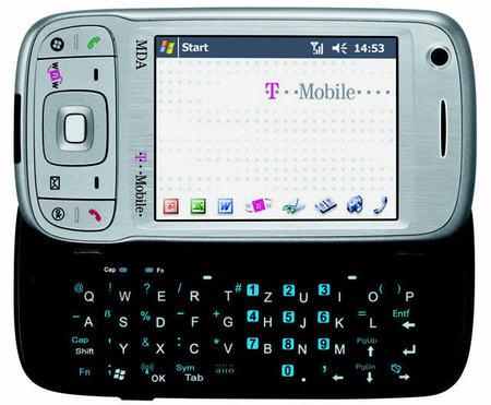 T-Mobile MDA Vario III
