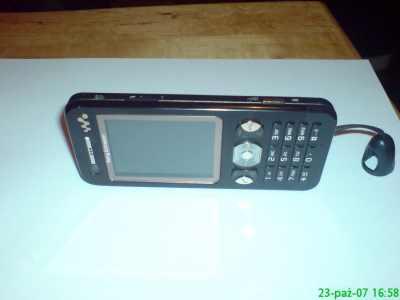 Sony Ericsson W890 - 1
