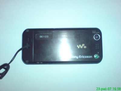 Sony Ericsson W890 - 3