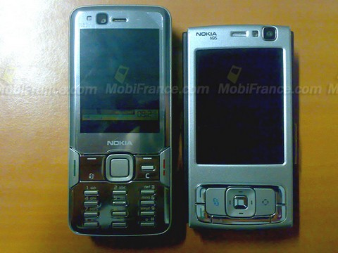 Nokia N82 - 1