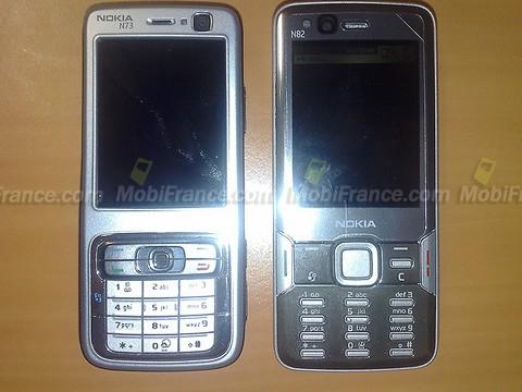 Nokia N82 - 5