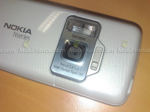 Nokia N82 - 3