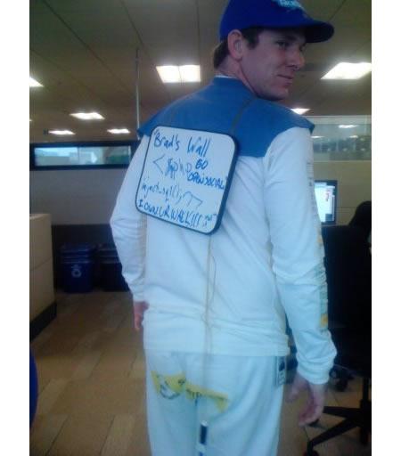 Создатель Livejournal на Halloween