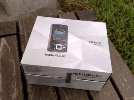 Nokia N81 - фото 1