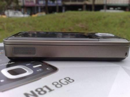 Nokia N81 - фото 10