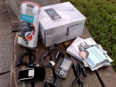 Nokia N81 - фото 4