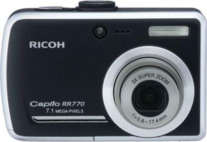 Цифровая фотокамера Ricoh Caplio RR770