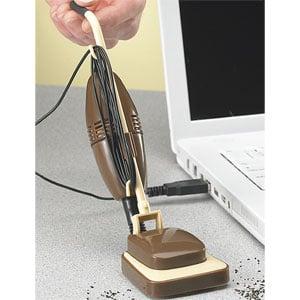 Натольный USB пылесос