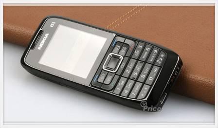 Nokia E51 - 10