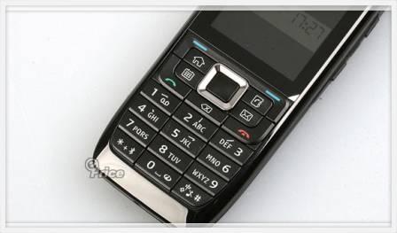 Nokia E51 - 6