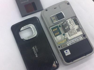 Nokia N96 4