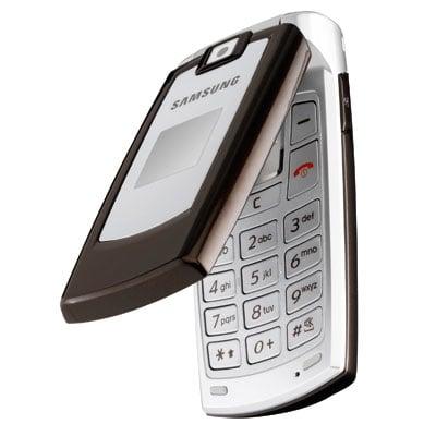 Samsung SGH-P180 - фото 2