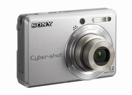 Sony Cyber-shot S730 1