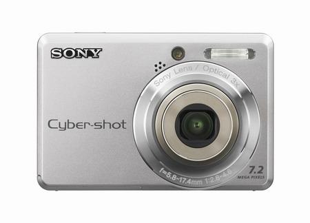 Sony Cyber-shot S730 2