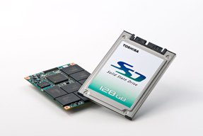 Toshiba solid state drives