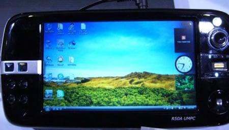 Asus R50A UMPC _1