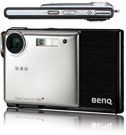 Benq dcx800 1