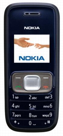 Nokia 1209 1
