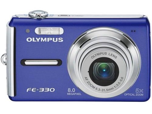 Olympus  Camedia FE-350