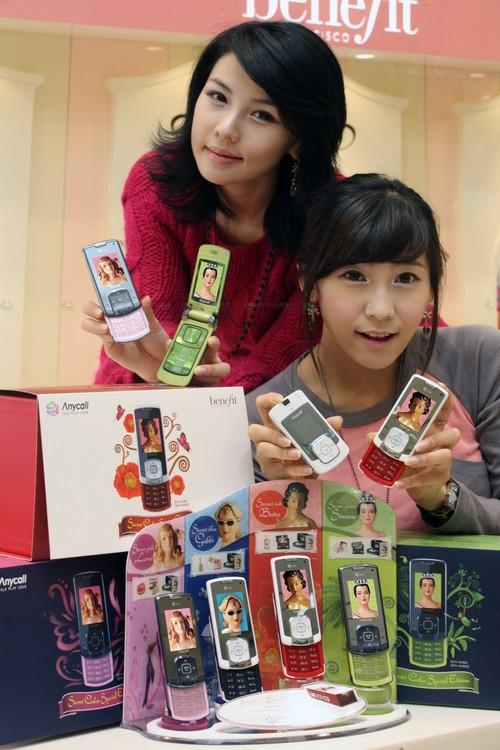 Samsung SCH-W360 и Samsung SPH-W4150 - 02