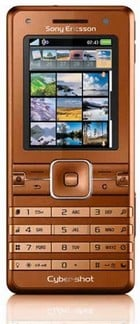 Sony Ericsson K770i-henna-bronze-1