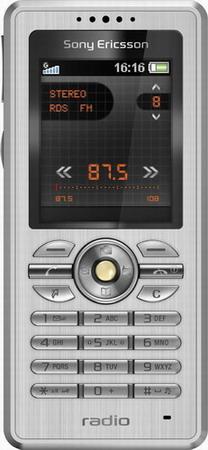 Sony Ericsson R300i Radio