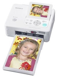 PictureStation DPP-FP95 and the DPP-FP75