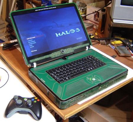 Ноутбук Xbox 360