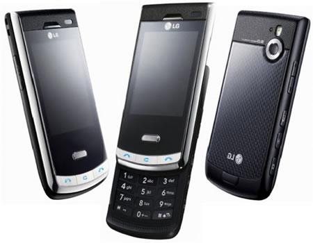 LG и её KF750 Black Label Series