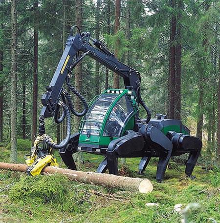 logging-spider