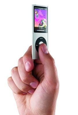 iPod nano дорос до 4G