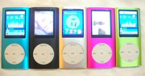 DigitalRise выпустила клон iPod Nano